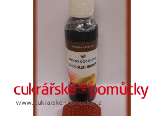 AIRBRUSH BARVA CHOCOLATE  BROWN  135 ML