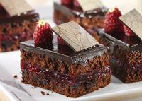 náhled - DOUBLE CHOC CAKE  S PRAVOU ČOKOLÁDOU 1 KG
