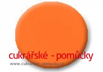 ELECTRIC ORANGE AMERICOLOR SOFT GEL PASTE