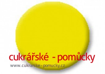 EGG YELLOW AMERICOLOR SOFT GEL PASTE