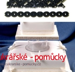 PATCHWORK KRAJKY  2 KS