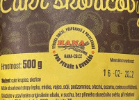 náhled - CUKR SKOŘICOVÝ  500 g